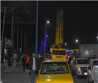 طوارئ في الإسكندرية لمواجهة الطقس السيئ.. صور
