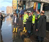 10 إجراءات من «القابضة للمياه» استعدادا للطقس السيئ