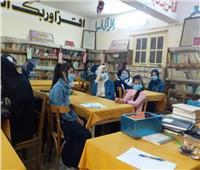 ندوات وورش لتعليم الرسم في قصور ثقافة المنيا