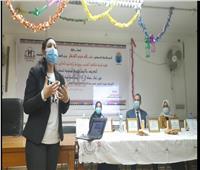 القومي للمرأة ينظم لقاءً توعويا عن مناهضة العنف للعاملين بـ«التعليم العالي»