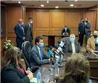 بدء المؤتمر الصحفي للإعلان عن تفاصيل «قادرون باختلاف».. فيديو