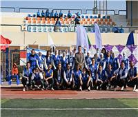 انطلاق منافسات دور المجموعات لبطولة مراكز الشباب للصم