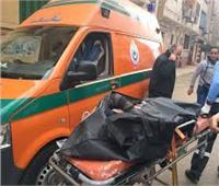 مصرع أب واثنين من أبنائه وإصابة الثالث فى حادث تصادم بكفر الشيخ