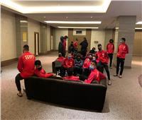 عاجل  تأجيل مباراة مصر وليبيا نصف ساعة لحسم القرار