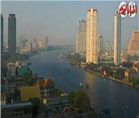 فيديوجراف  أطول 10 أنهار في العالم