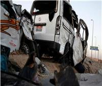 إصابة 7 أشخاص في حادث تصادم بأسيوط
