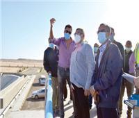محافظ البحر الأحمر: تطوير ميدان «سينزو» ومحطات موازية للصرف والمياه