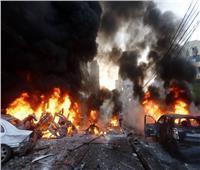 انفجار عبوة ناسفة في منطقة السومرية بدمشق