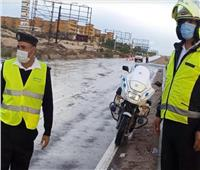 طوارئ بـ«عمليات المرور» لمواجهة الطقس السيئ