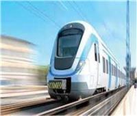 فيديو  معدلات إنجاز مشروع القطار الكهربائي تتخطى 70%