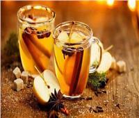 للشتاء.. طريقة تحضير مشروب القرفة بالتفاح لتدفئة الجسم