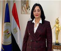 غادة شلبي وسفير بيلاروسيا يبحثان زيادة الحركة السياحية الوافدة لمصر
