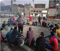 «الشباب والرياضة» تنفذ فعاليات أندية السكان لذوي القدرات في بني سويف