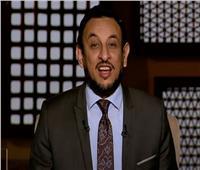 رمضان عبدالمعز: الله تعالى يحب معالي الأخلاق