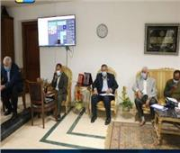 محافظ جنوب سيناء:  استكمال إنشاء مسجد الروضة بتكلفة 11 مليون جنيه