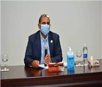 رئيس جامعة أسوان يعلن القائمة النهائية لانتخابات اتحاد الطلاب