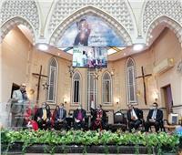 رئيس الطائفة الإنجيلية يشارك في حفل تنصيب قس كنيسة الفيوم