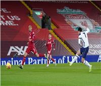 فيديو| سون يسجل هدف التعادل لتوتنهام في ليفربول