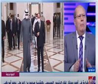 عبد الحليم قنديل: مصر استعادة دورها الريادي في المنطقة