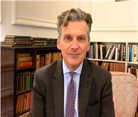 سفير بريطانيا فى القاهرة: «أحب اللغة العربية لأنها لغة أم كلثوم»