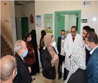 جامعة أسيوط: الكشف على 627 مريضًا و1664 خدمة بيطرية بأبوتيج