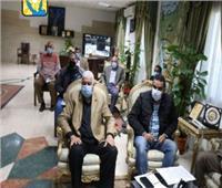 محافظ جنوب سيناء يتابع الموقف المالي للمشروعات الجار تنفيذها