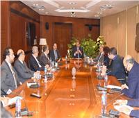 4 هيئات رسمية تبحث مع «الهجرة» تنفيذ «مصر تستطيع بالصناعة»