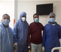 خروج 8 حالات تعافي من مستشفى العديسات بالأقصر