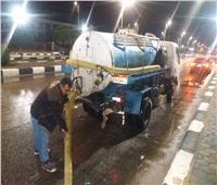 طوارئ فى «مياه القناة» لمواجهة الطقس المضطرب