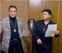 فيديو.. برومو أغنية أحمد شيبة وعمر كمال