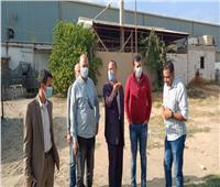 الروائح الكريهة «تخنق» مركز ناصر ببني سويف.. والأهالي يهاجمون مسؤولي البيئة