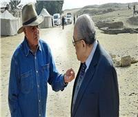 مكتبة الإسكندرية تعلن عن كشف أثري بسقارة يناير ٢٠٢١