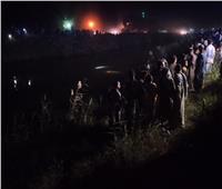 العثور على جثة شاب فقد أثره في حادث بترعة الرمادي بالأقصر