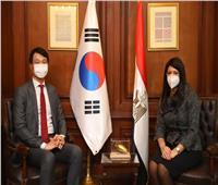 التعاون الدولي: شحنة طبية جديدة من كوريا الجنوبية لمكافحة كورونا
