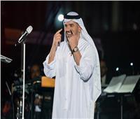حسين الجسمي يطرب الحضور بحفل افتتاح مهرجان دبي
