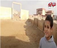 فيديو| مركز شباب عرب العليقات .. «مقلب قمامة !»