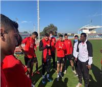 عاجل  تشكيل منتخب الشباب لمواجهة تونس