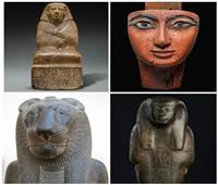 مصر استطاعت مصر استرداد 465 قطعة أثرية خلال العام 2020