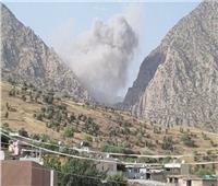 تركيا تقصف قرى سكانية في كردستان العراق