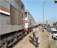 مصرع شاب سقط أسفل عجلات قطار الفيوم بمحطة كفر الدوار