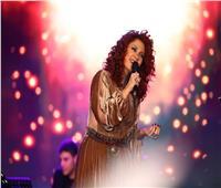 «لينا شاماميان» تسحر جمهورها المصري بحفل «كامل العدد»