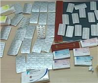 ضبط راكب بـ«مطار القاهرة» بحوزته أدوية «مخدرة»