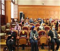 أمانة الشيوخ تعقد دورة تدريبية لتنمية مهارات العاملين 