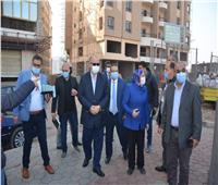 محافظ القاهرة يتفقد خط سير نقل المومياوات الملكية