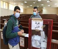 رئيس جامعة المنوفية يتفقد الجولة الأولى لانتخابات الاتحادات الطلابية