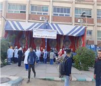 وسط إجراءات احترازية.. جامعة أسيوط تحتضن الانتخابات الطلابية