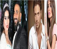 النفقة تسحب أموال الفنانين.. من أحمد عز وزينة إلى سعد وسمية الخشاب