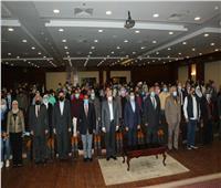 وزير الشباب يشارك في الندوة السياسية التثقيفية لأبناء المحافظات الحدودية