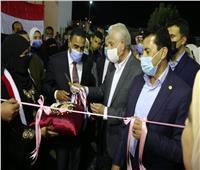 وزير الرياضة يفتتح معرض «أندية الفتاة والمرأة» بشرم الشيخ
