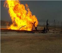 طائرات مجهولة تستهدف مصافي النفط السوري المسروق شرق حلب